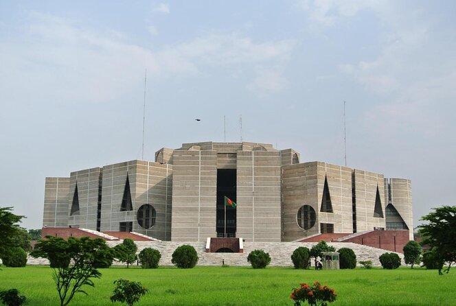 Casa do Parlamento Nacional (Jatiya Sangsad Bhaban)