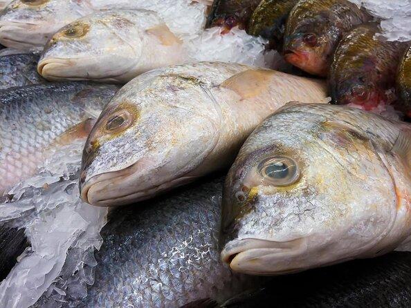Mercado de Peixe de Auckland