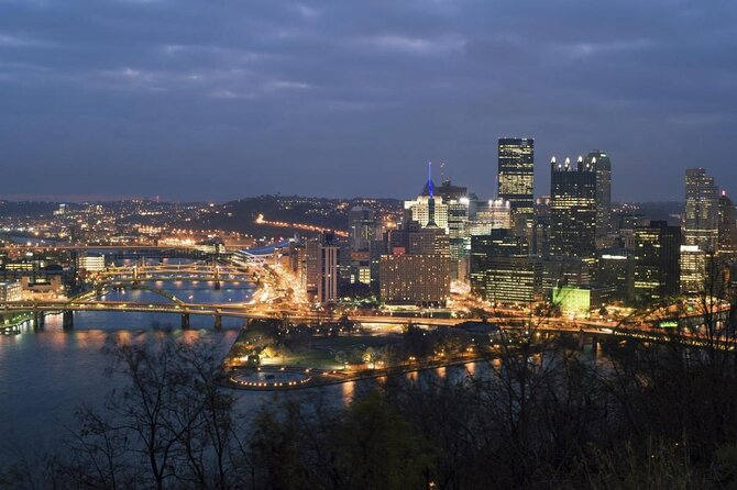 Pittsburgh Mt. Washington