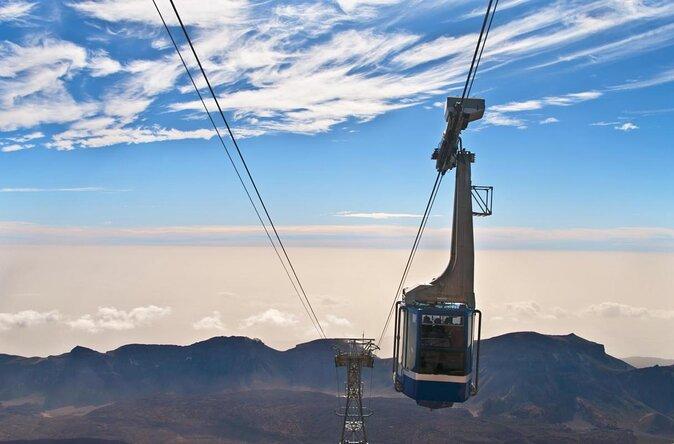 Téléphérique du Teide (Teleférico del Teide)