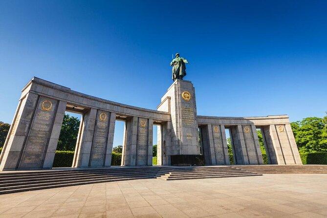 Memorial de Guerra Soviético Tiergarten