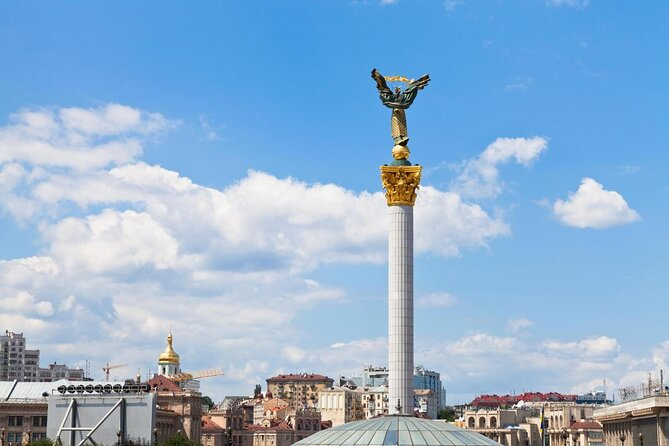 Independence Square (Maidan Nezalezhnosti)