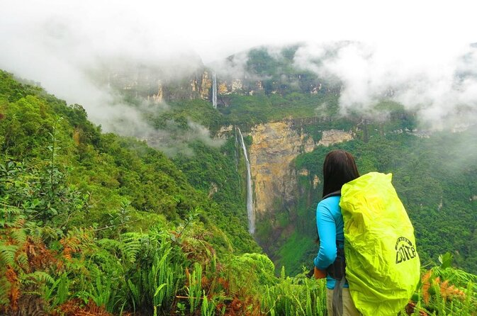 Gocta Waterfalls (Catarata de Gocta)