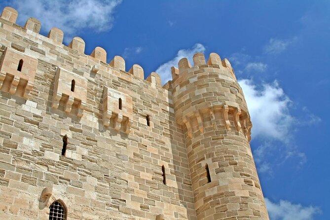 Citadel of Qaitbay (Fort Qaitbey)