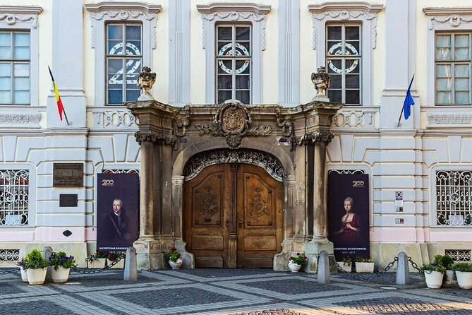 Brukenthal National Museum (Brukenthal Palace)
