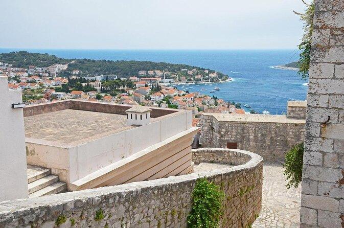 Fortaleza española de Hvar (Tvrdava Fortica)