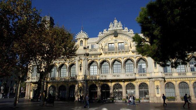 Museo marittimo di Barcellona (Museu Marítim de Barcelona)