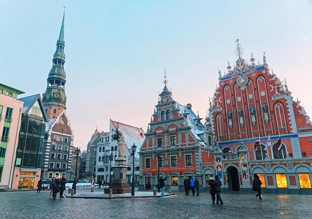 Piazza del Municipio di Riga (Ratslaukums)