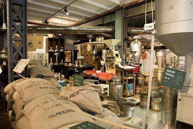 Speicherstadt Coffee Roastery (Speicherstadt Kaffeerösterei)