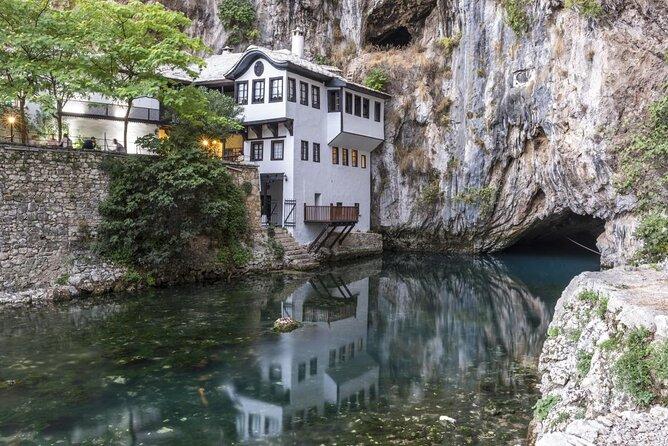 Blagaj Monastery (Blagaj Tekija)