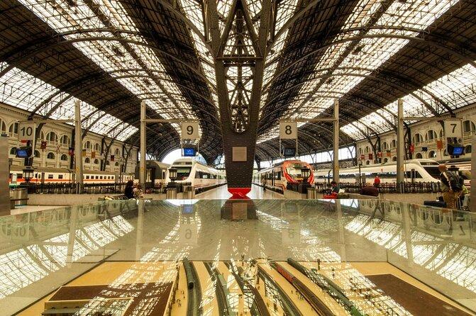 Estação Ferroviária França (Estació de França)