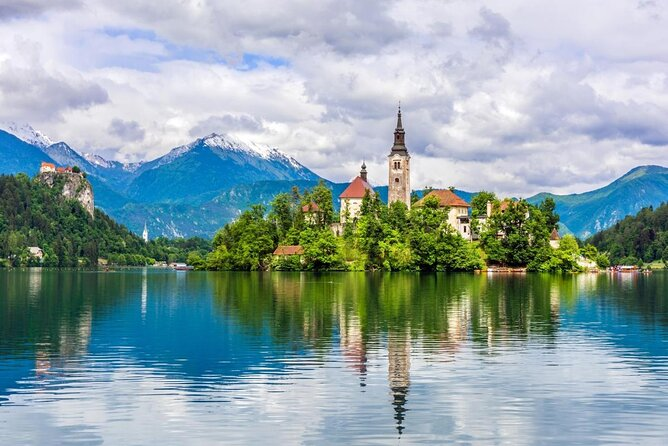 Pilgrimage Church of the Assumption of Mary (Bled Island Church)