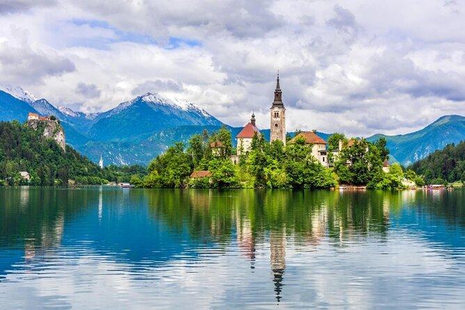 Chiesa del pellegrinaggio dell'Assunzione di Maria (Chiesa dell'isola di Bled)