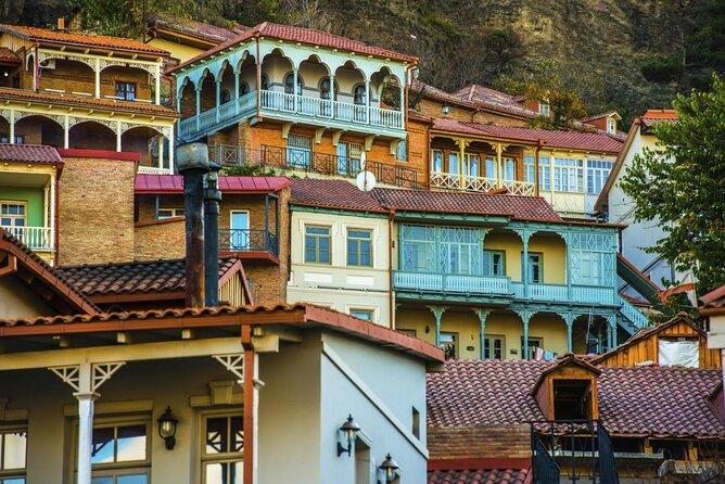 Tbilisi Old Town (Dzveli Tbilisi)