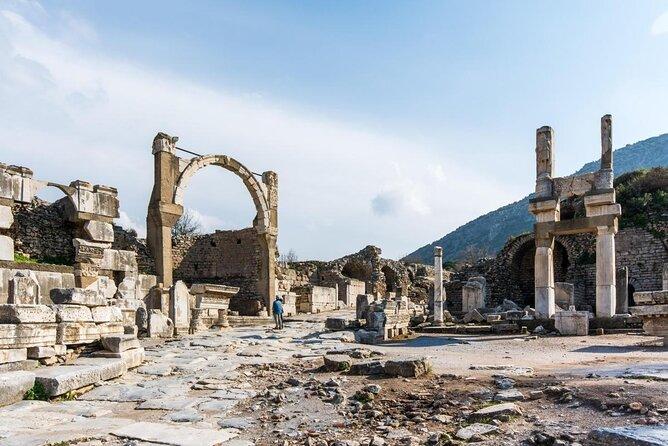 Temple of Domitian (Temple of the Sebastoi)