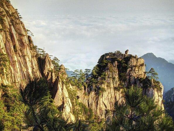 Mt. Huangshan (Montagna Gialla)