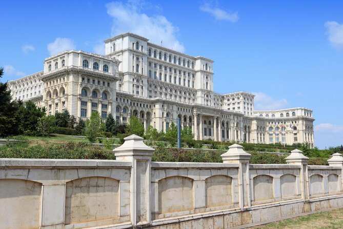 Palace of Parliament (Palatul Parlamentului)