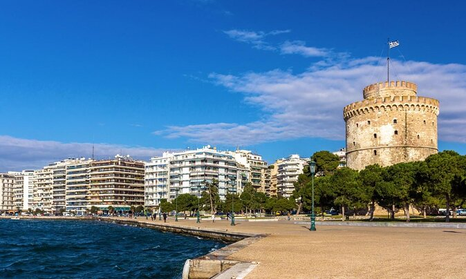 White Tower (Lefkos Pyrgos)