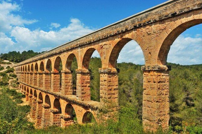 Les Ferreres Aqueduct (Pont del Diable)