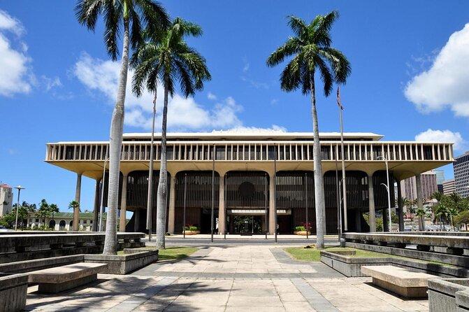 Capitole de l'État d'Hawaï