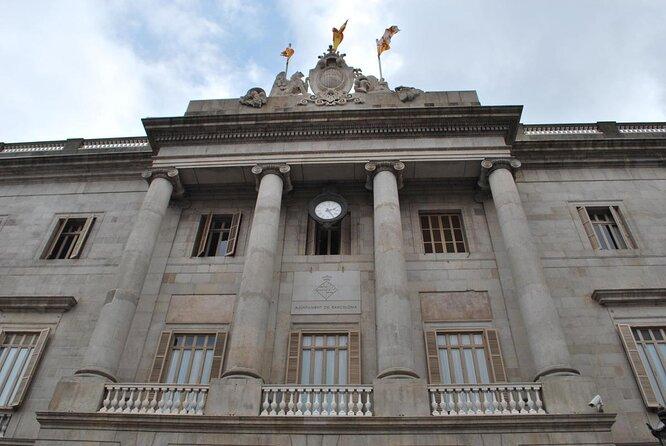Barcelona City Hall (Casa de la Ciutat)