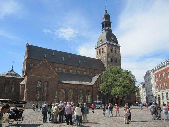 Riga Cathedral (Rigas Doms)
