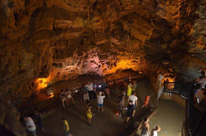 Grotta di Damlatas (Damlatas Magarasi)