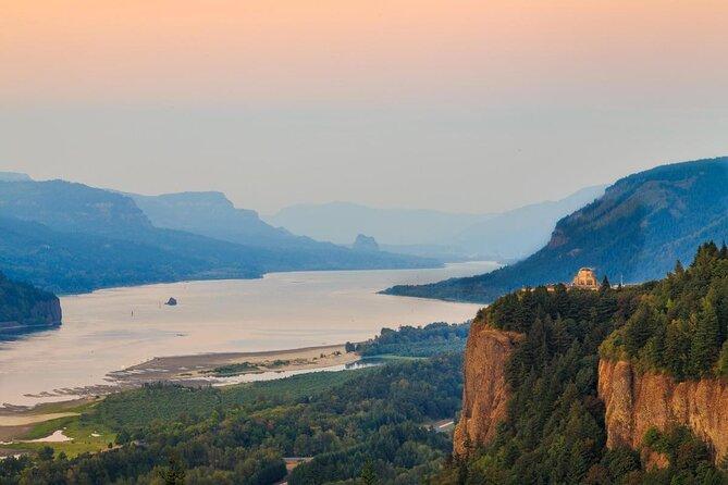 Carretera histórica del río Columbia