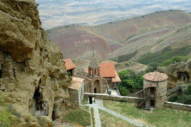 Complexe du monastère David Gareja