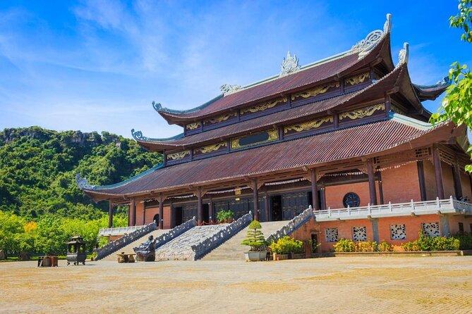 Bai Dinh Pagoda (Chua Bai Dinh)