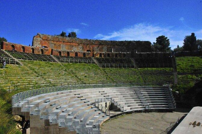 Teatro griego de Siracusa (Teatro Greco)