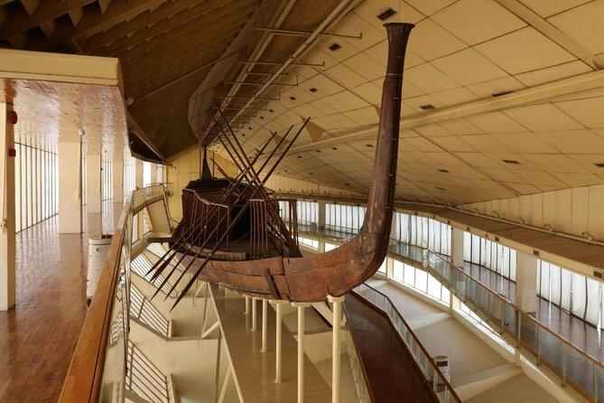 Museu do Barco Solar (Navio Khufu)