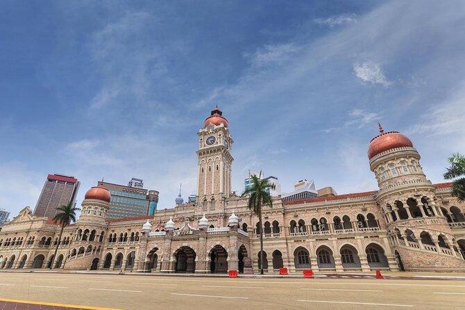 Edifício Sultan Abdul Samad (Bangunan Sultan Abdul Samad)