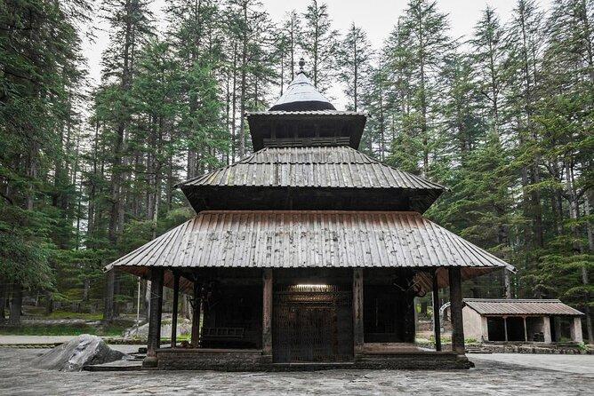 Templo Hidimba Devi (Templo Dhungari)