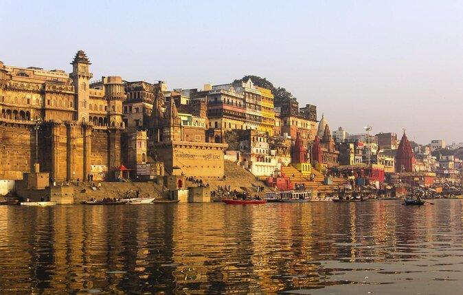 Varanasi Ghats (Banaras Ghats)