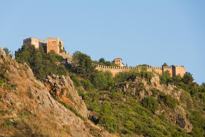 Alanya Castle (Alanya Kalesi)