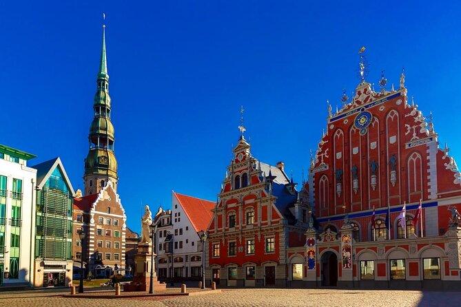 Riga Old Town (Vecriga)