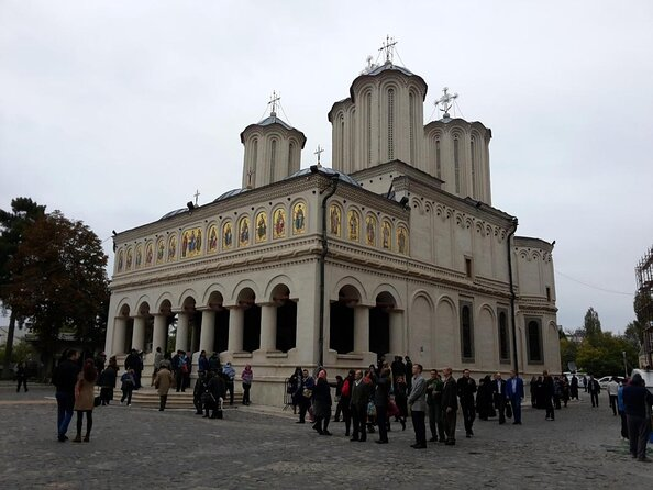 Patriarchal Cathedral (Metropolitan Church)