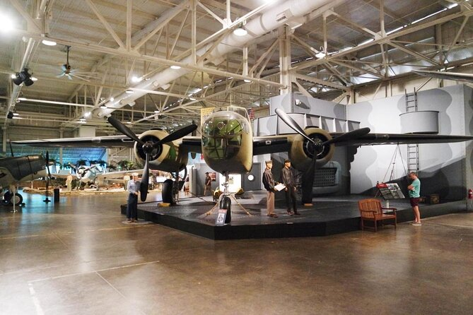 Pearl Harbor Aviation Museum