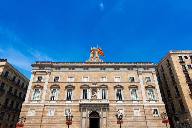 Catalan Regional Government Building (Palau de la Generalitat de Catalunya)