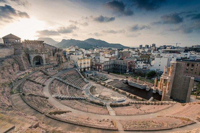 Théâtre romain de Carthagène (Teatro Romano de Cartagena)