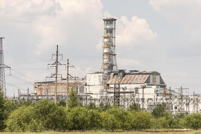Réacteur n ° 4 (centrale nucléaire de Tchernobyl)