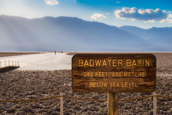Bassin de Badwater