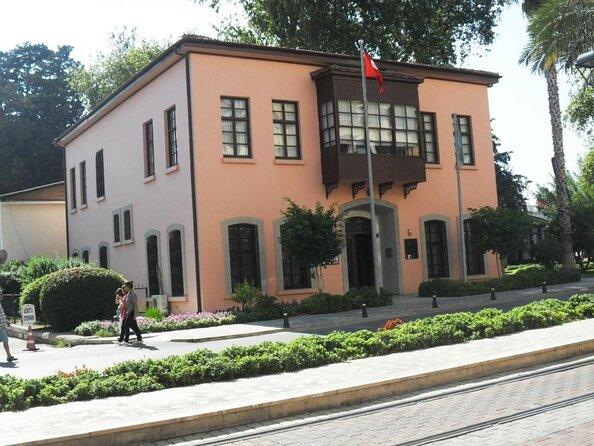 Alanya Ataturk House Museum (Alanya Atatürk Evi Müzesi)