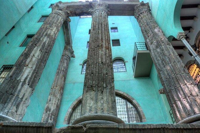 Temple of Augustus (Temple d'August)
