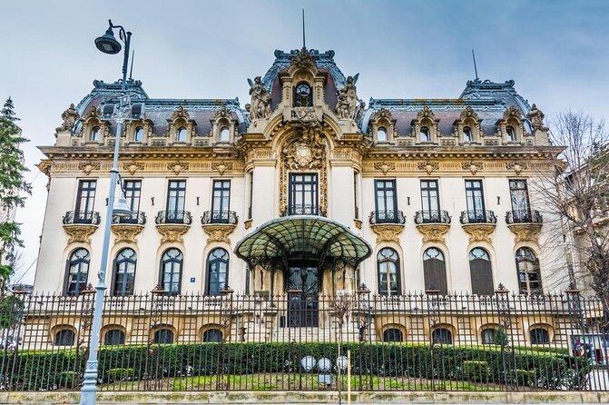 George Enescu National Museum (Cantacuzino Palace)