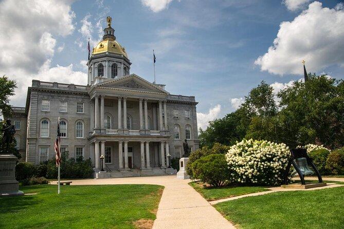 Maison d'État du New Hampshire
