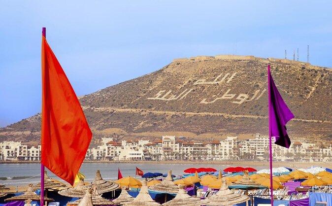 Agadir Kasbah Ruins (Agadir Oufella)