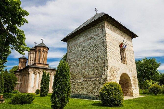 Monastère de Snagov (Manastirea Snagov)