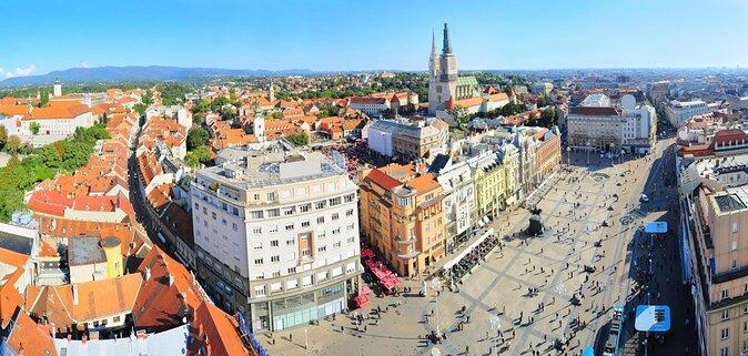Zagreb 360 Observation Deck (Zagreb Eye)